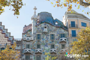 Barcelona/Oyster
