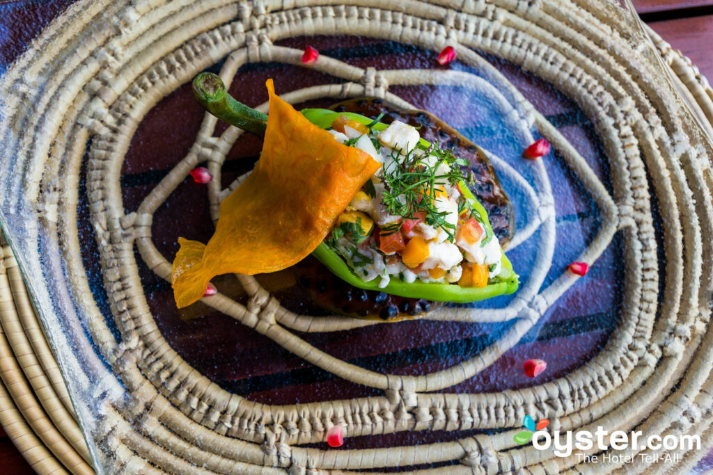 Casa Oaxaca Restaurant / Huître