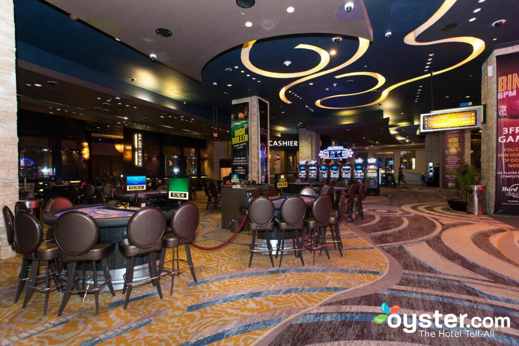 Casino at Hard Rock Punta Cana