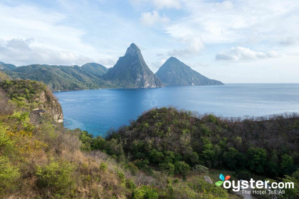 Jade Mountain Resort, St. Lucia / Auster
