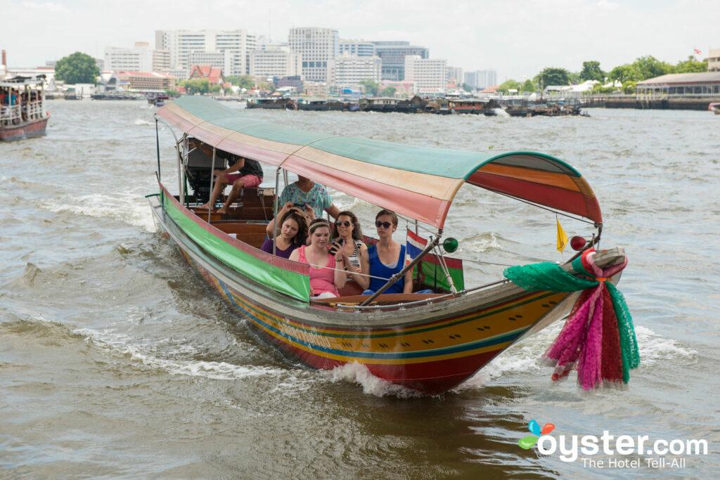Chao Phraya River, Bangkok/Oyster