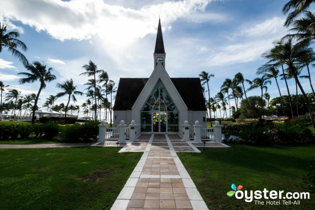 Wedding Chapel at Grand Wailea