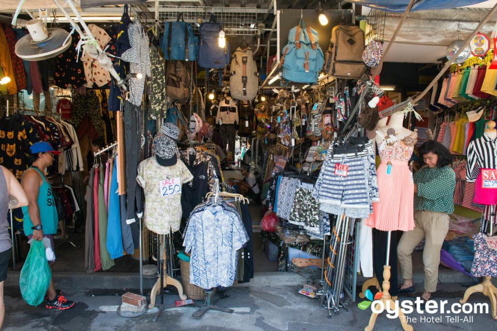 Chatuchak Market in Bangkok, Thailand/Oyster