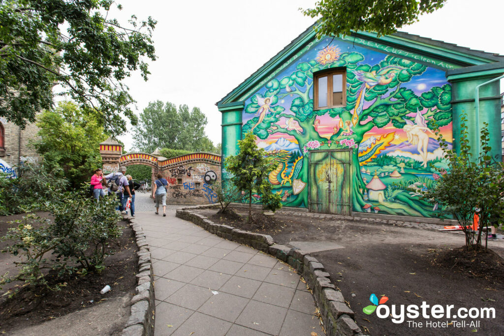 Christiania / Oyster