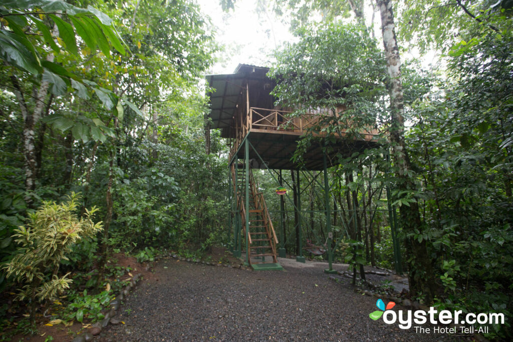 The Congo House en Tree Houses Hotel Costa Rica / Oyster
