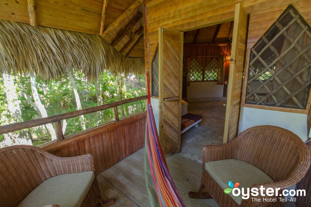Le bungalo de corail au Natura Cabana Boutique Hotel & Spa / Oyster
