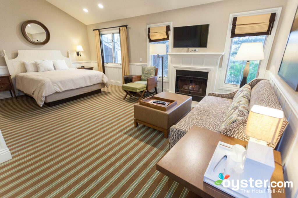 La Suite Junior de Cottage en Lighthouse Lodge & Cottages, Pacific Grove / Oyster