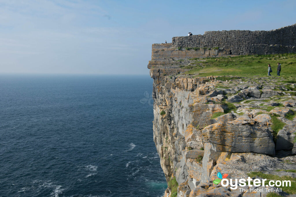 Dun Aengus in Inishmore, Grafschaft Galway / Oyster