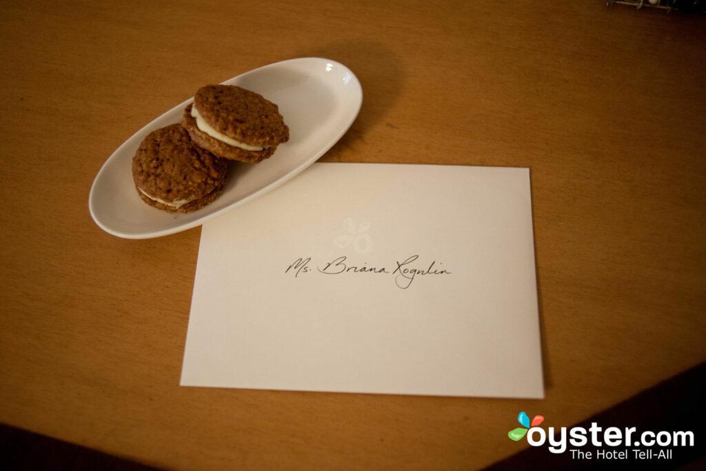 Einige Hotels geben Treue-Mitgliedern besondere Behandlung.