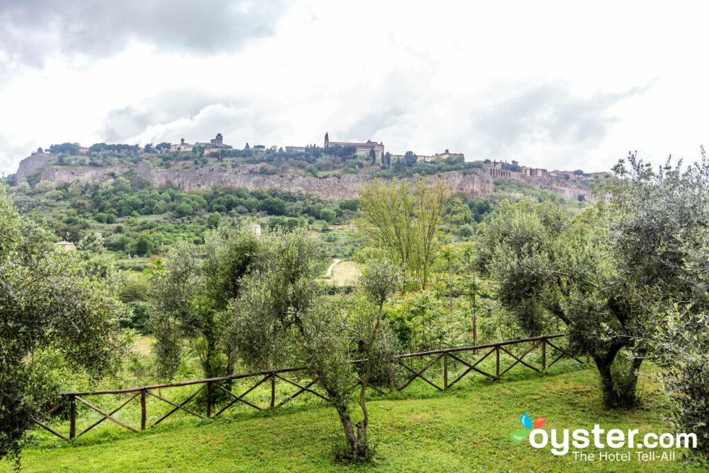 Patio en La Badia di Orvieto