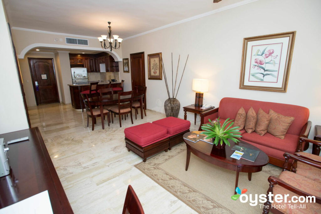 Junior Suite at Paradisus Palma Real Golf & Spa Resort
