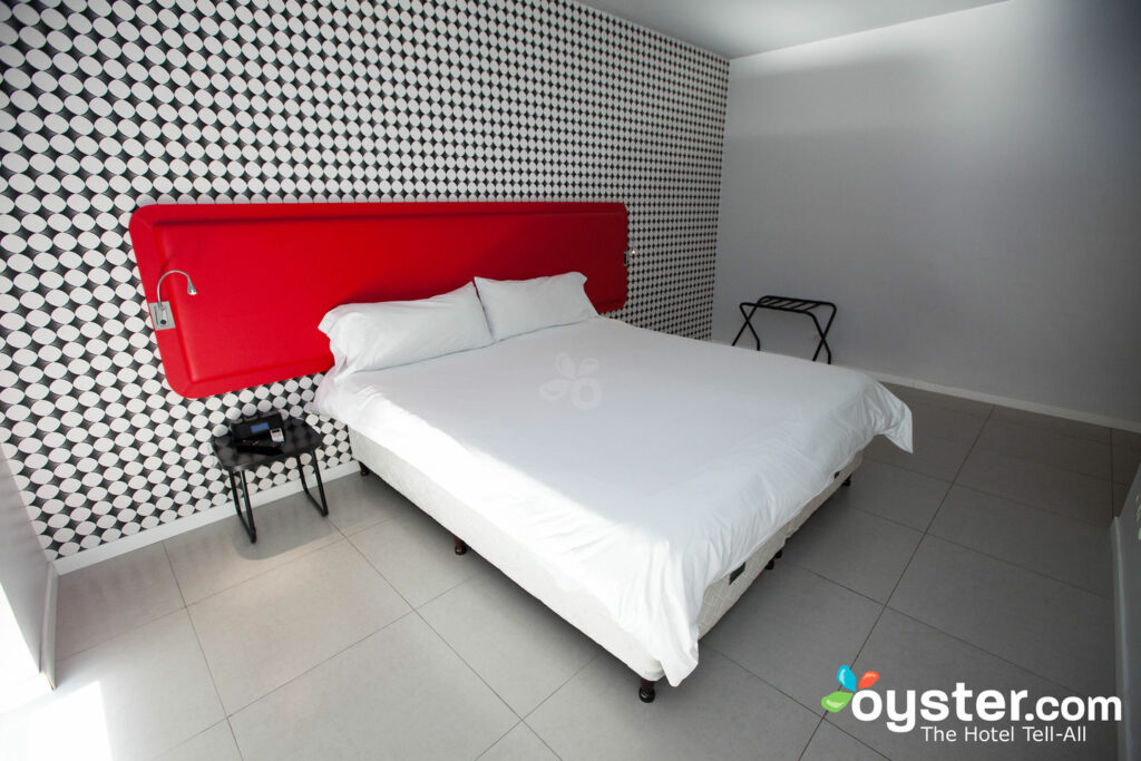 Quarto Queen Deluxe no Pop Hotel