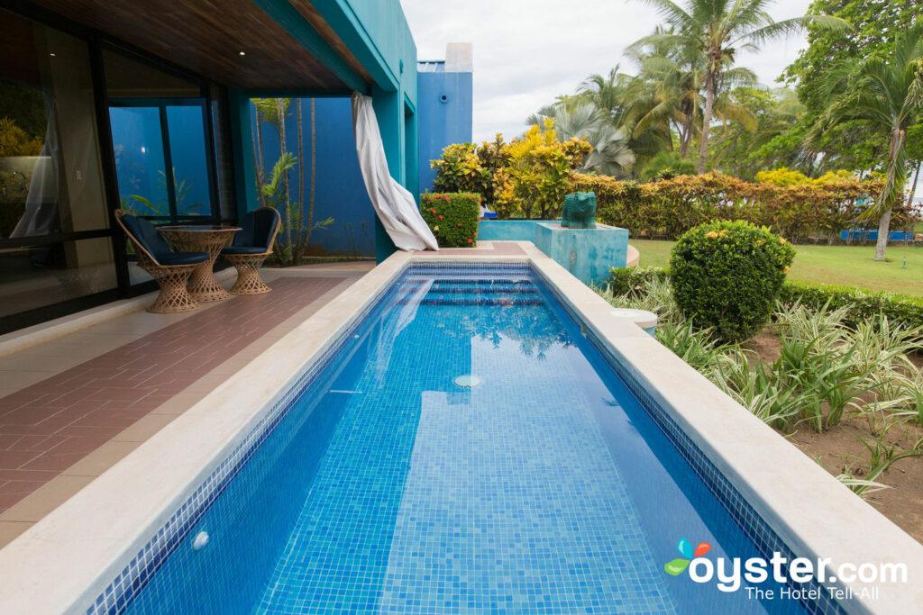 Deluxe Villa am Strand im Alma del Pacifico Beach Hotel & Spa / Oyster
