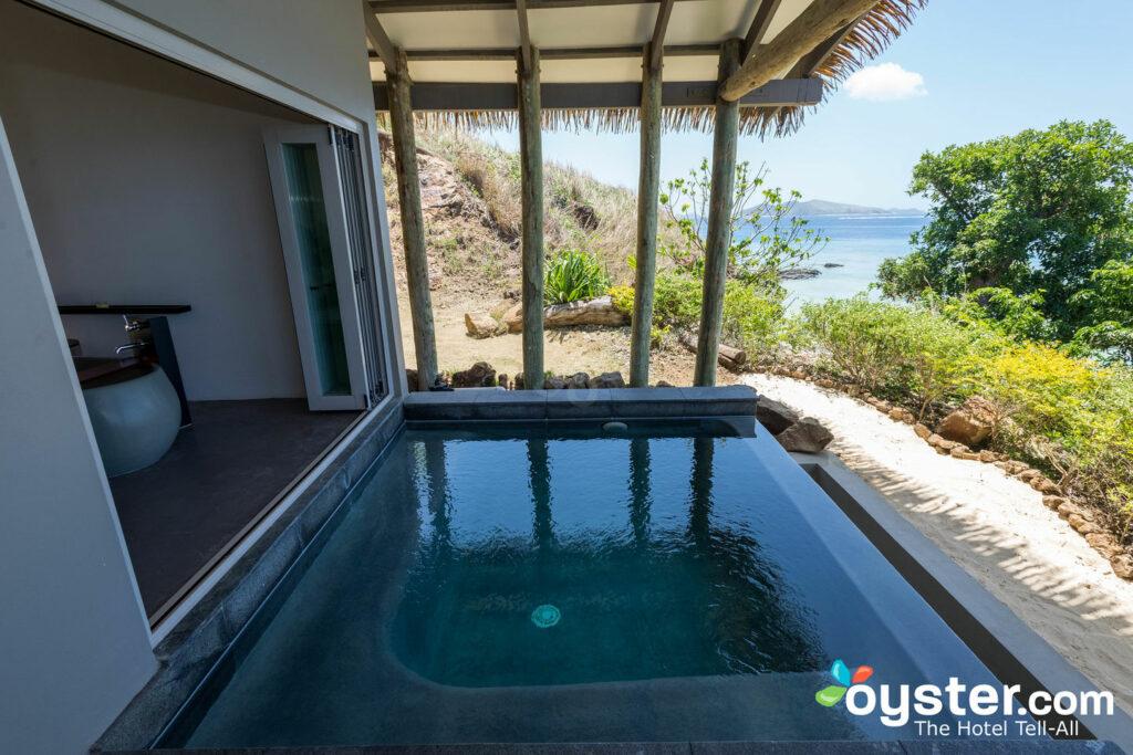 The Deluxe Villa at the Tadrai Island Resort