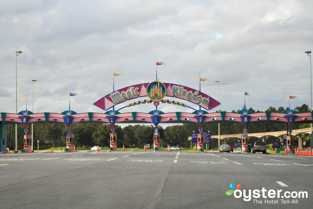 Magic Kingdom/Oyster