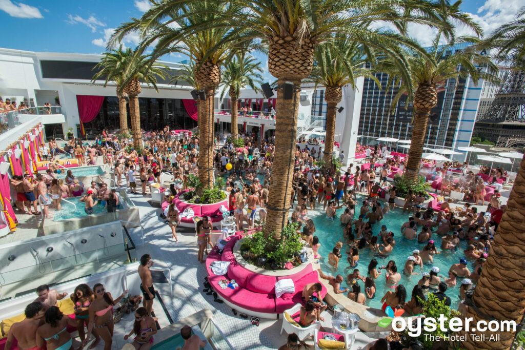 Drai's Beach Club at The Cromwell/Oyster
