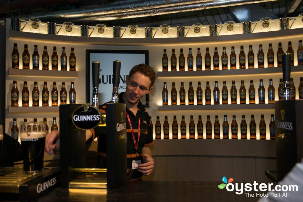 Guinness Storehouse, Dublin / Oyster
