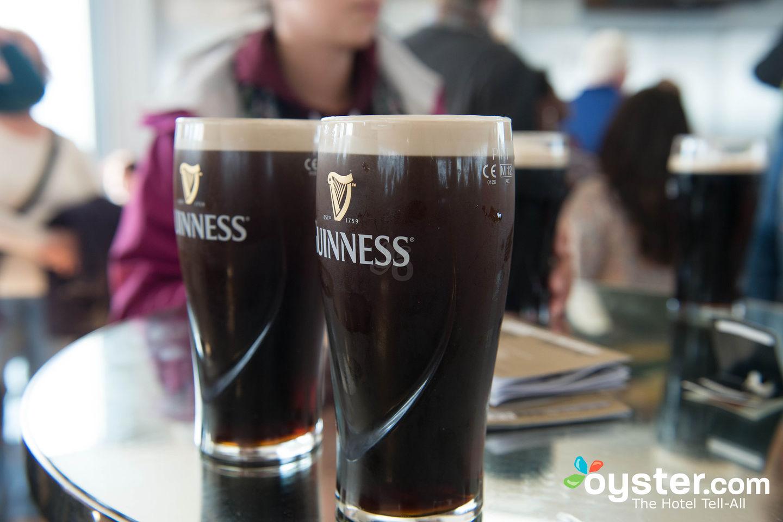Guinness Storehouse, Dublin/Oyster
