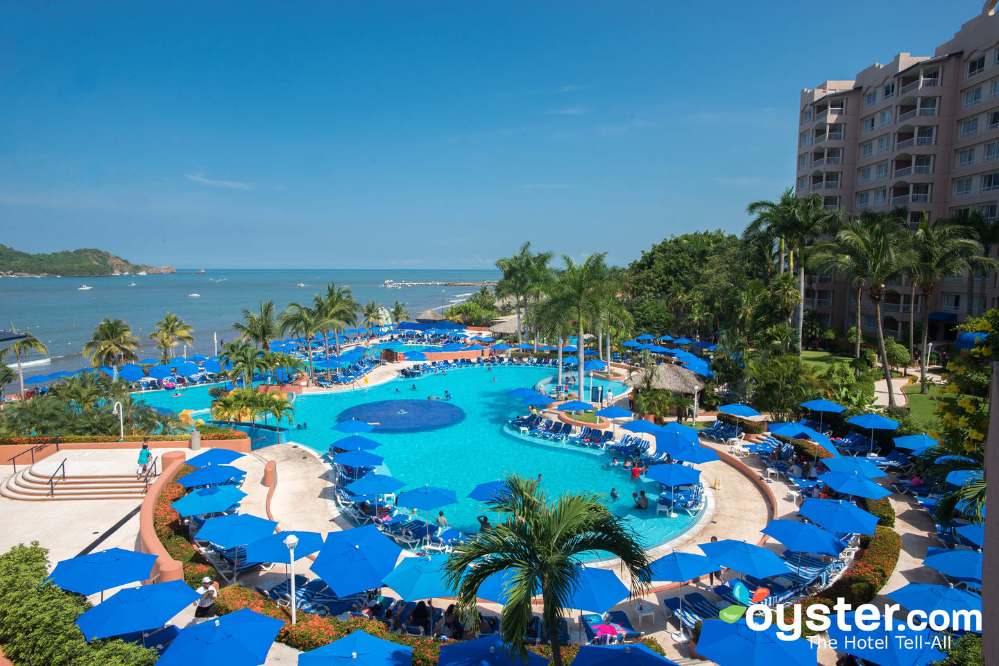 Azul Ixtapa Beach Resort  Convention Center Review What