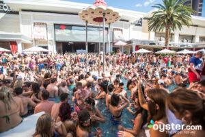 Encore Beach Club at Encore at Wynn Las Vegas