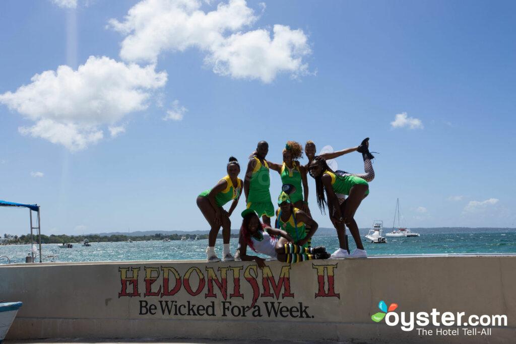 Hédonisme II, Jamaïque / Huître