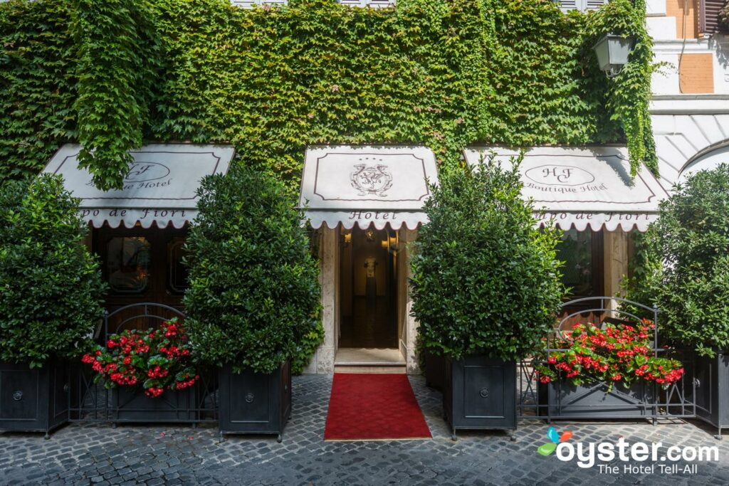 Hotel Fiori.Boutique Hotel Campo De Fiori Review What To Really Expect If You