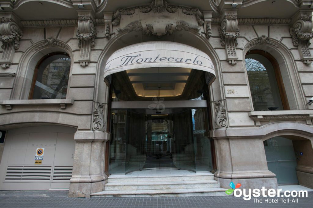 Hotel Montecarlo Barcelona Detailed Review Photos Rates 2019