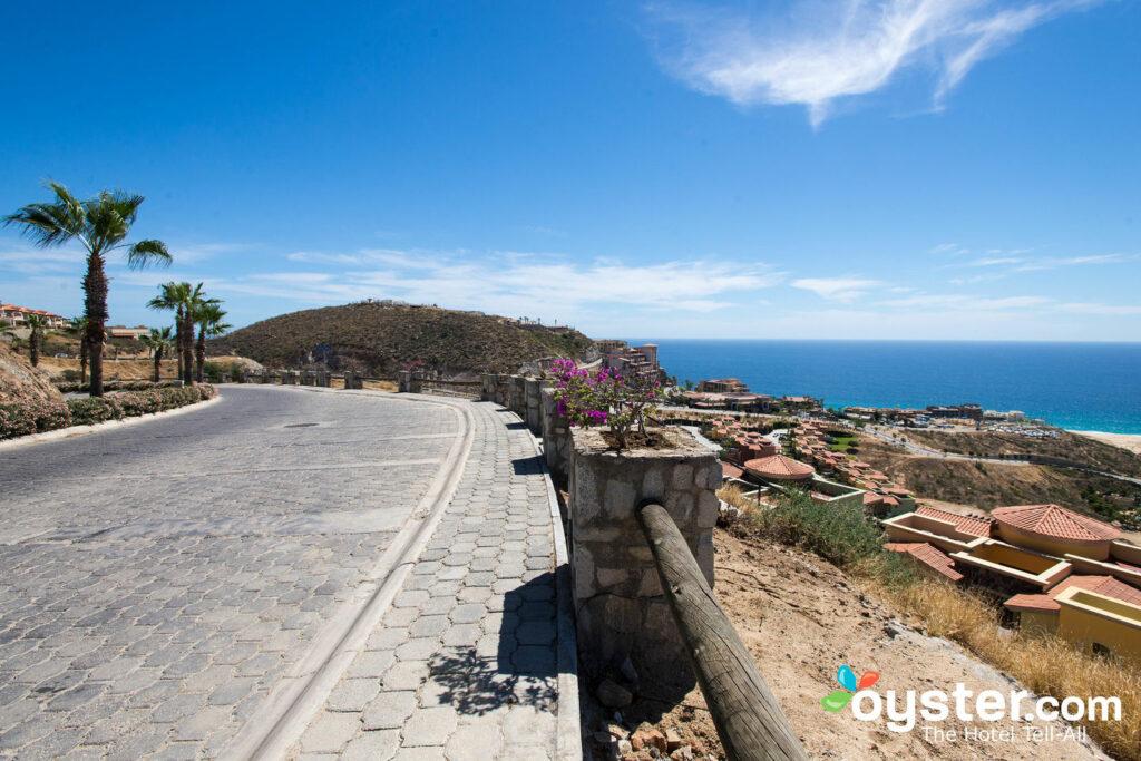 Toda una entrada en Montecristo Estates Pueblo Bonito en Los Cabos