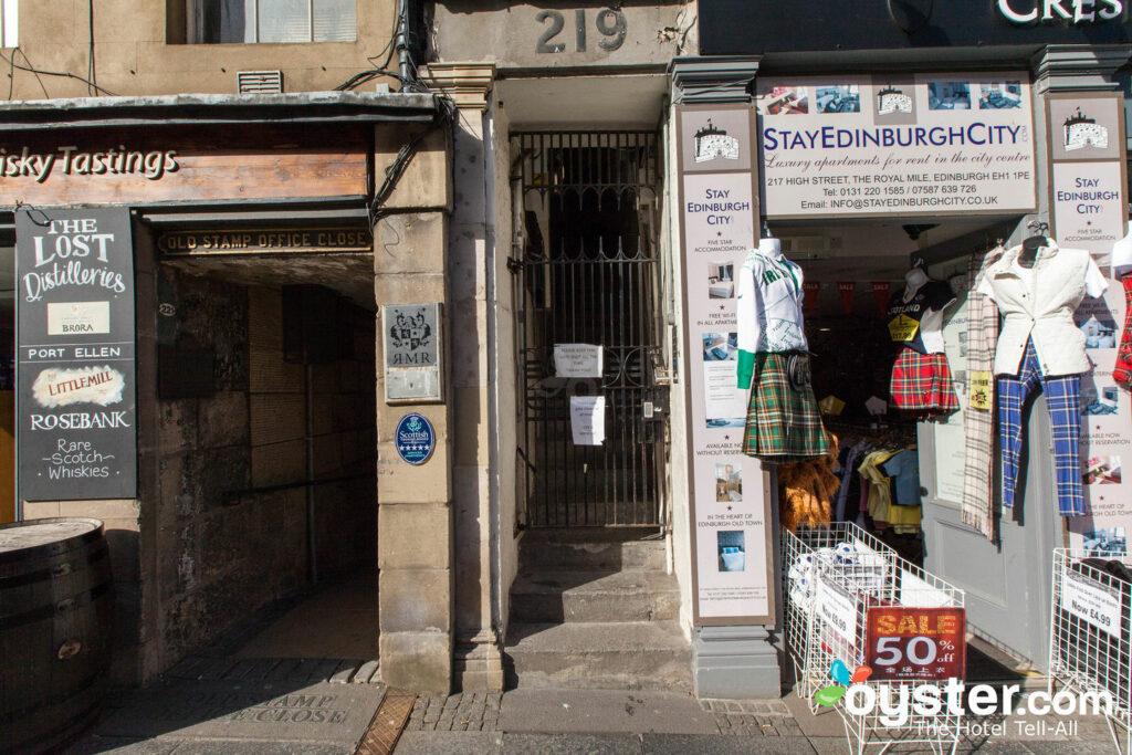 Stay Edinburgh City Apartments Royal Mile Detailed Review Photos