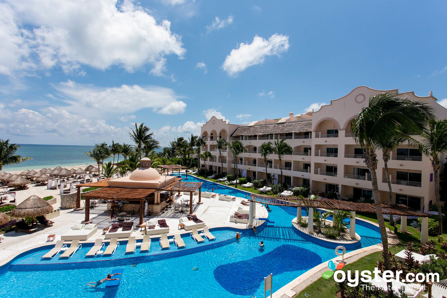 The Best All-Inclusive Resorts in Riviera Maya (updated 2019 ... Cancun Riviera Maya Map on