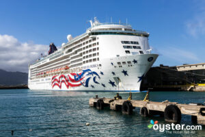 Norwegian Cruise Line's Pride of America/Oyster