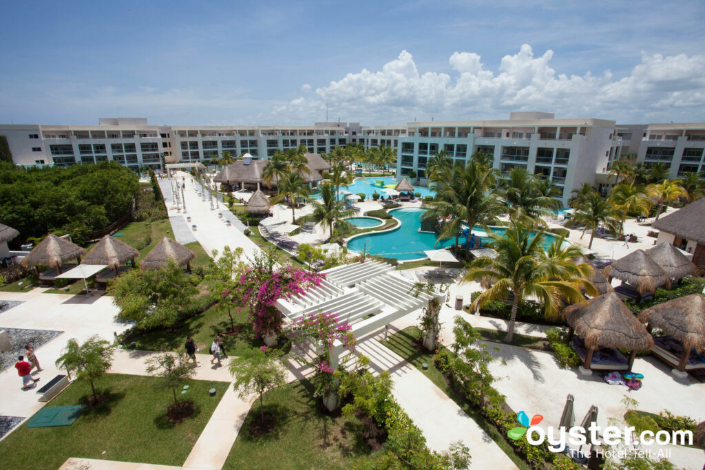 Paradisus Playa Del Carmen La Esmeralda: Review + Updated