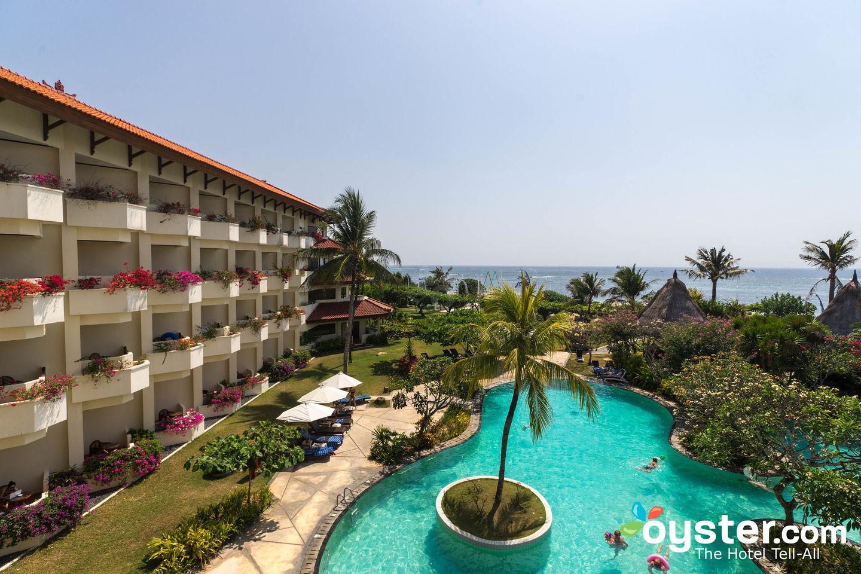 Grand Mirage Resort Thalasso Spa Bali Lobby At The