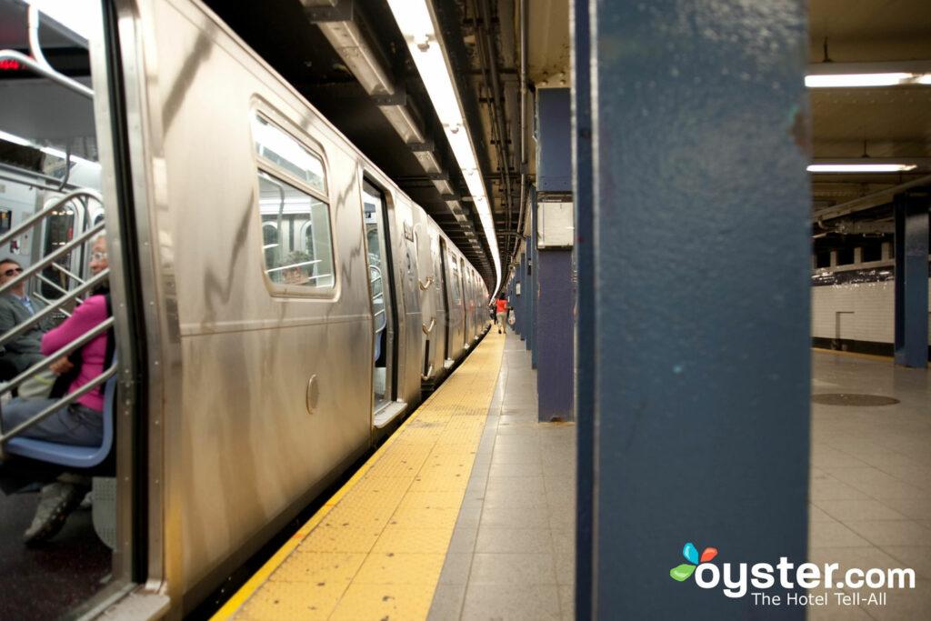 Estação de Metrô Lower Manhattan, Nova York