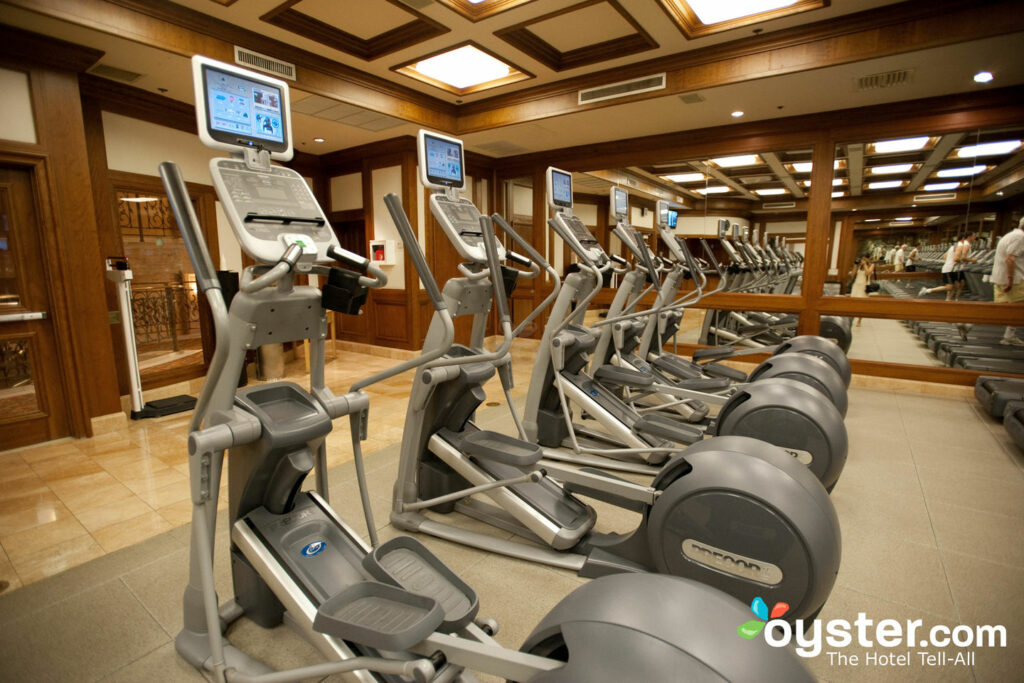 Fitness Center at Grand Wailea
