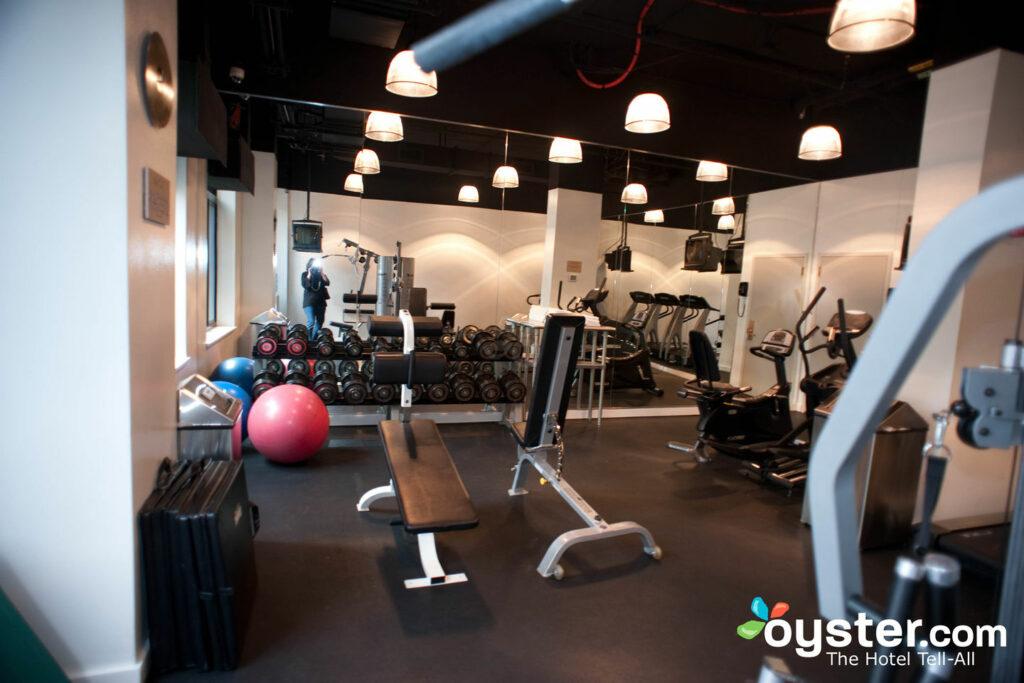 Fitness Center at Soho Grand Hotel