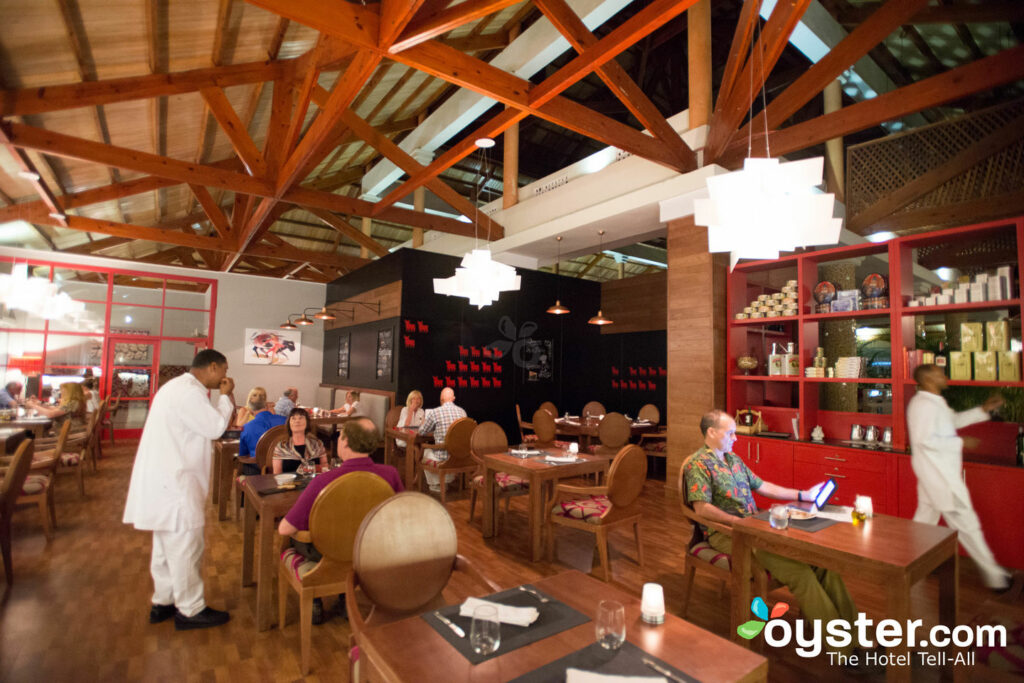 Flavor Market Restaurant at Excellence Punta Cana