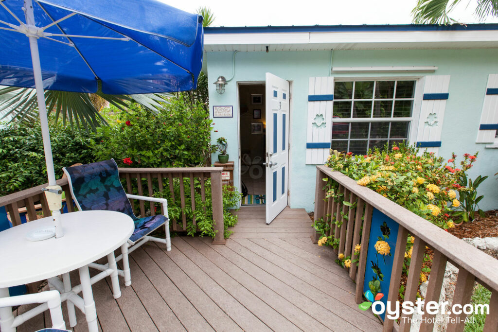 Das Flora & Fauna Cottage im Island Bay Resort / Oyster