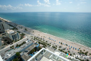 View from Hilton Fort Lauderdale Beach Resort/Oyster