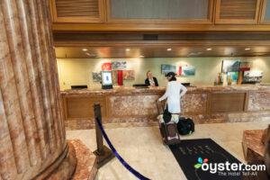 Front Desk at Kauai Marriott Resort/Oyster