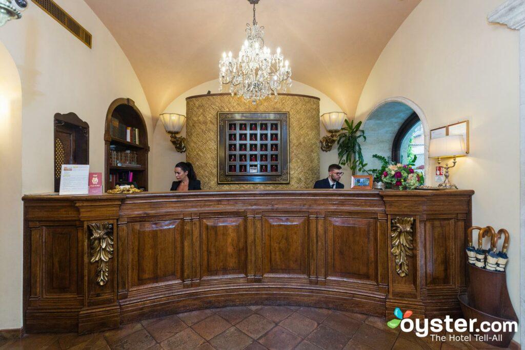 Hotel Dei Fiori Roma.Boutique Hotel Campo De Fiori Review What To Really Expect If You