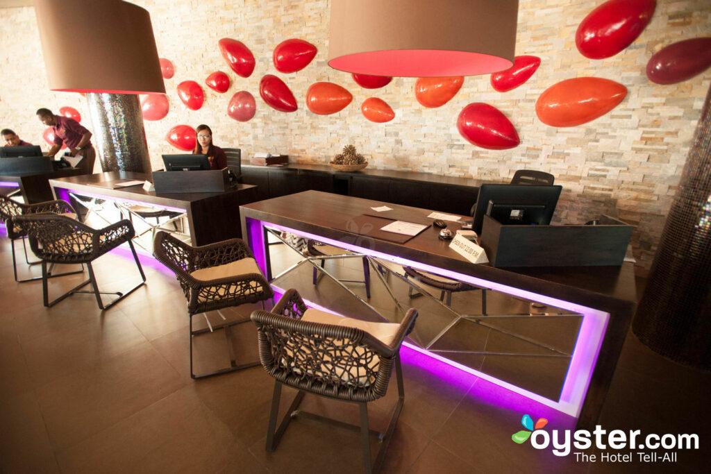 Lobby at the Breathless Punta Cana Resort & Spa