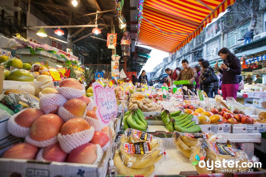 Obstmarkt / Austern