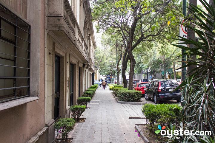 Juarez, Mexiko-Stadt / Oyster