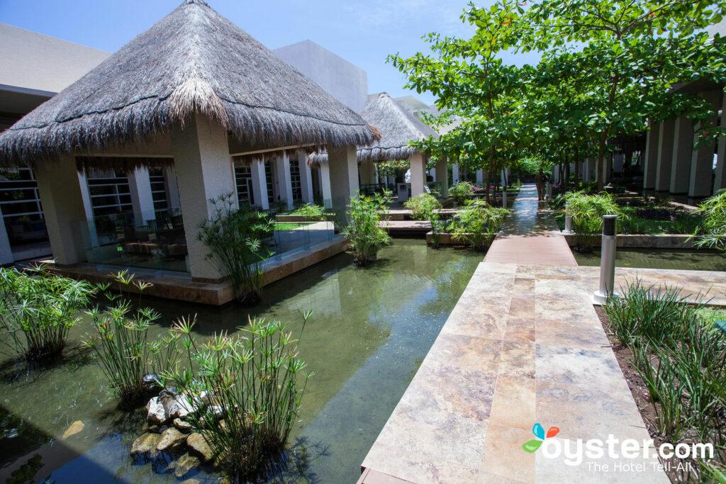 Garden at Paradisus Playa Del Carmen La Esmeralda