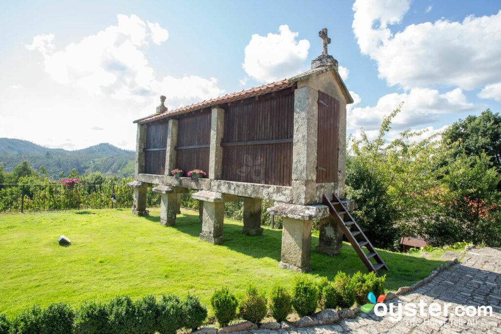 Jardín en Casa Grande do Bachao, España / Oyster