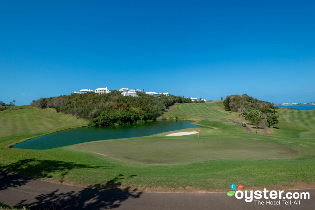 Club de golf en Rosewood Bermuda