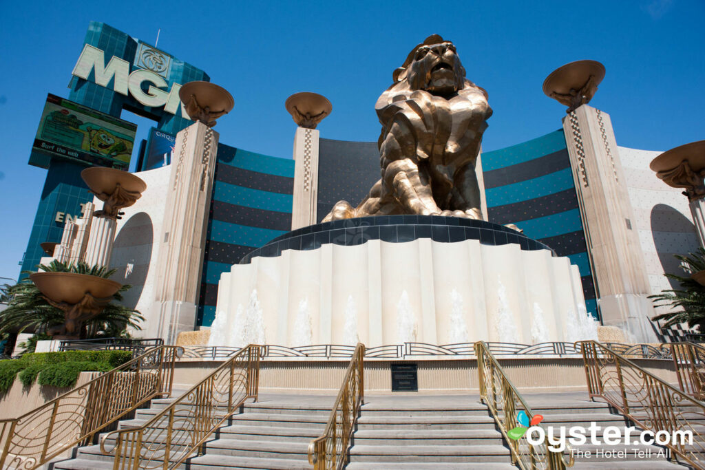 MGM Grand Hotel & Casino / Oyster