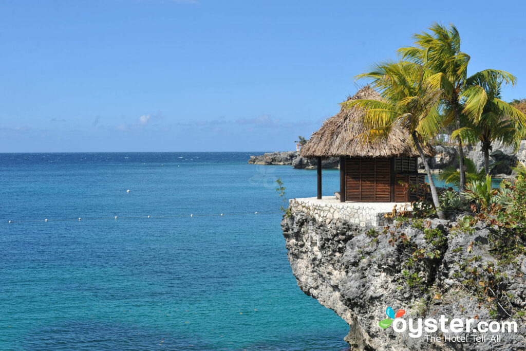 Rockhouse Hotel, Negril/Oyster