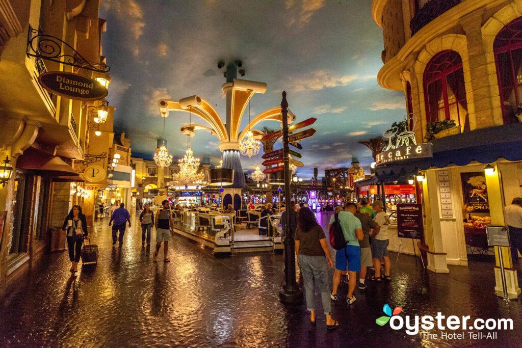 Lobby at Paris Las Vegas